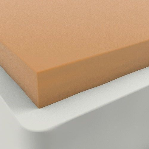4 Quot Twin Size Comfort Select 6 3 Memory Foam Mattress Pad