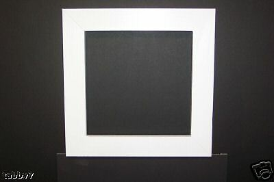 13x19 white flat solid wood picture frames new ebay