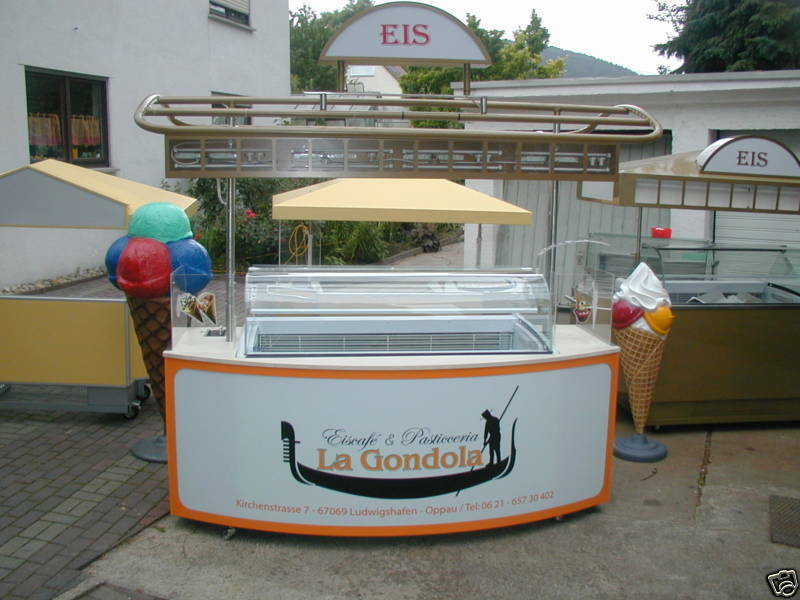 mobile eisdiele eiscafe eiswagen eiswaffel eisvitrine ebay. Black Bedroom Furniture Sets. Home Design Ideas