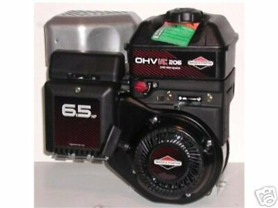 new 6 5 hp briggs stratton engine model 121332 0536 ebay. Black Bedroom Furniture Sets. Home Design Ideas