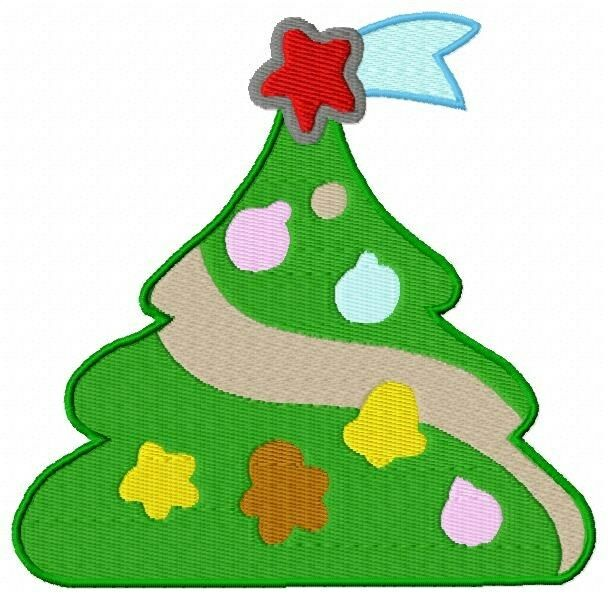 Christmas time 30 embroidery designs 4x4 5x7 ebay for Embroidery office design version 7 5