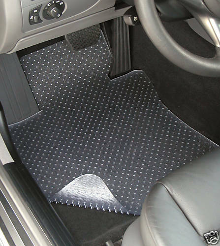 2003 2004 Honda Element Vinyl Clear Floor Mats Ebay