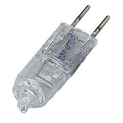 New Ge 97670 12 Volt 50 Watt Bulb 2 Pin Base Halogen Ebay