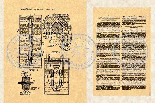 US PATENT Granted For a PERPETUAL MOTION MACHINE?? #838 | eBay