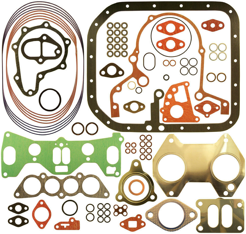 Rx7 Engine Upgrades: Mazda Rx7 Rx-7 Factory Turbo Engine Gasket Kit 1989 To