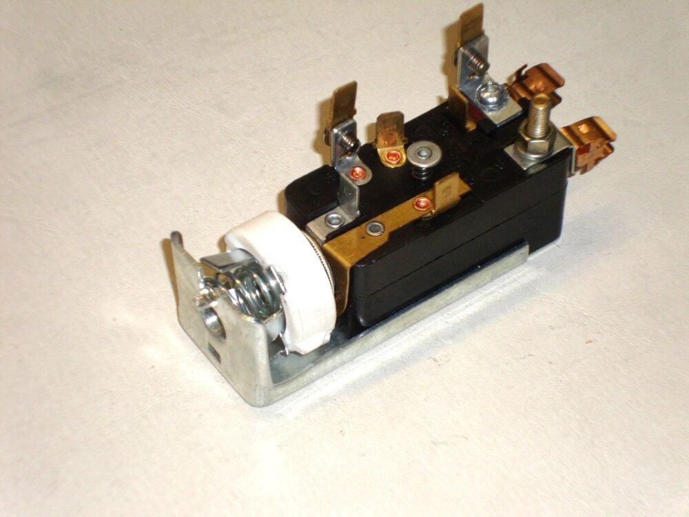 1956 1957 56 57 ford truck f100 headlight switch 12 v new ebay. Black Bedroom Furniture Sets. Home Design Ideas
