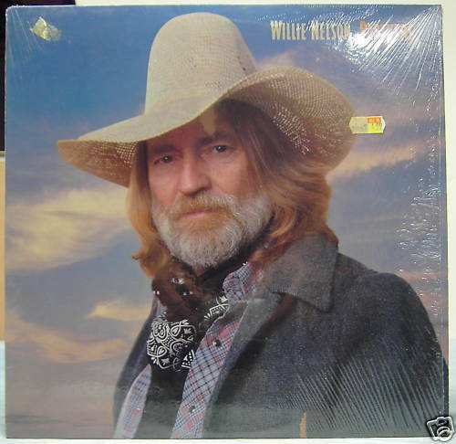 My Way Willie Nelson: Willie Nelson PARTNERS LP NM In Shrink