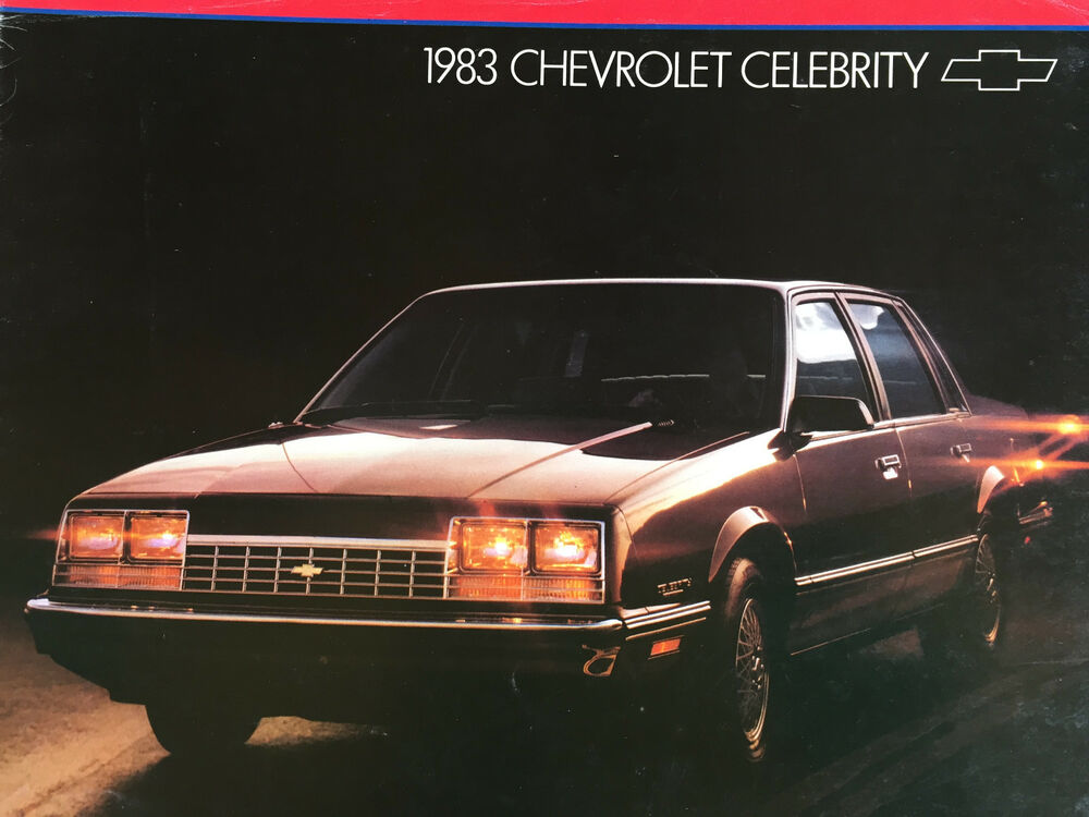 Chevrolet Celebrity - View all Chevrolet Celebrity at ...