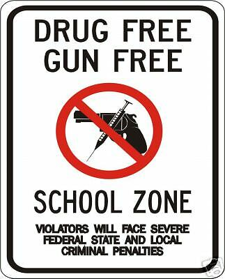 gun free school zone Over 98% of mass shootings occurred on gun-free zones, research shows jan 9, 2017 8:39 pm a sign declaring stillwater junior high school as a drug free and gun free zone is pictured outside the school in stillwater, okla, wednesday, sept 26, 2012.