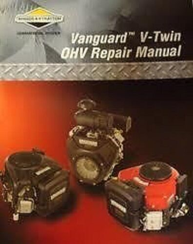 Vanguard Dm850d Engine Servicer manual