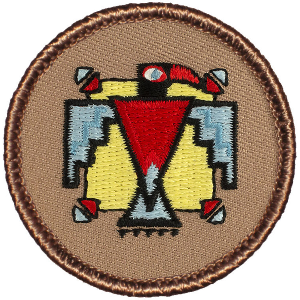 BSA Catalog Patrol Patches - Scoutmaster.org