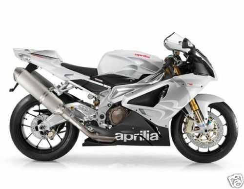 Aprilia Touch Up Paint 08 Rsv1000r  U0026 Tuono Ice White