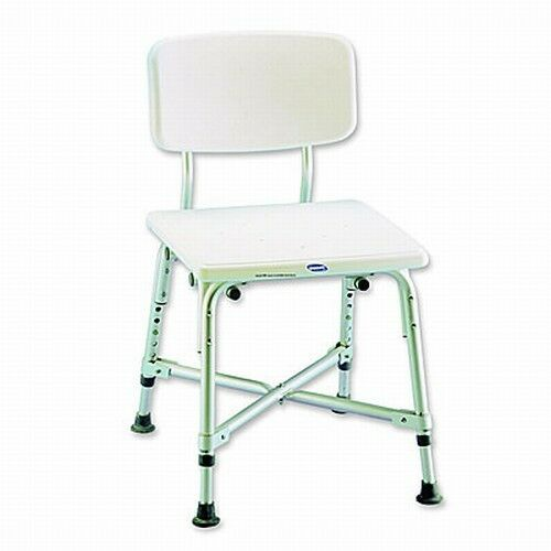 Invacare Bariatric Heavy Duty Bath Shower Bench Chair Seat Stool Inv97852 Ebay