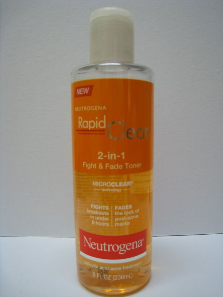 neutrogena rapid clear treatment pads how to use