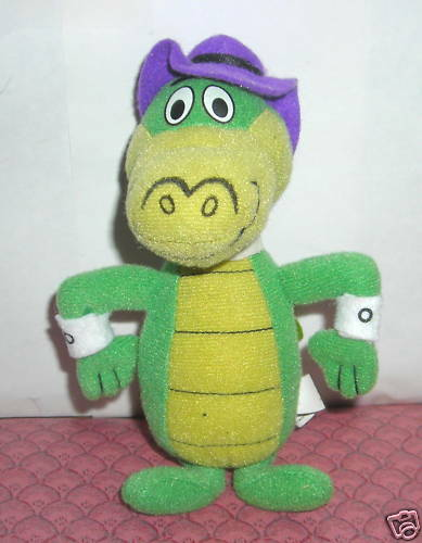 Dairy Queen Toys : Hanna barbera wally gator dairy queen quot plush toy ebay