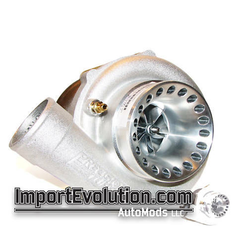 Precision 5558 Turbo Chargers Parts: PTE 6768 Billet Precision Turbocharger, 935hp Turbo