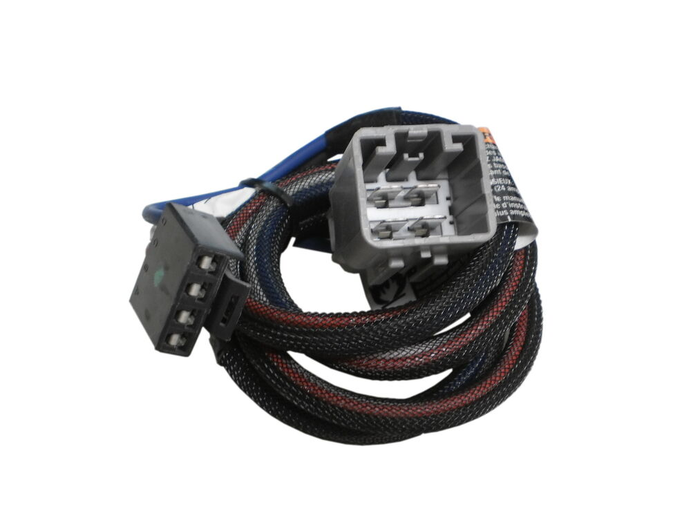 Brake Controller Wiring Harness Ford : Tekonsha brake control wire harness ford sd ebay