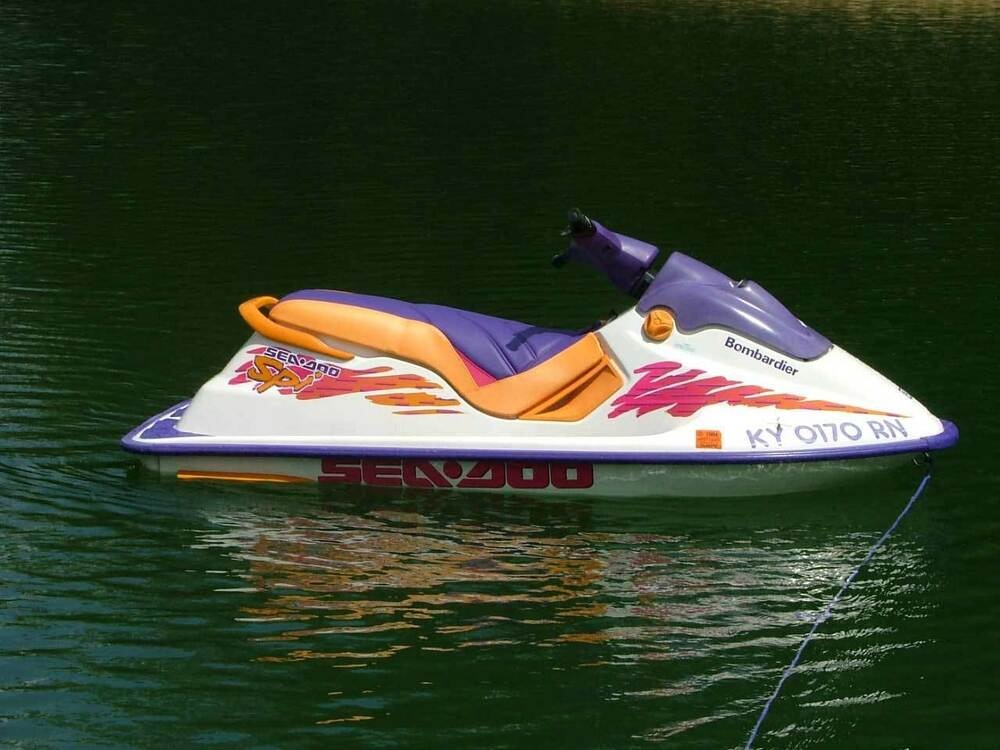 1996 Seadoo Xp >> Seadoo Sea doo XP Jetski 93-96 SP 94-98 Seat Cover | eBay