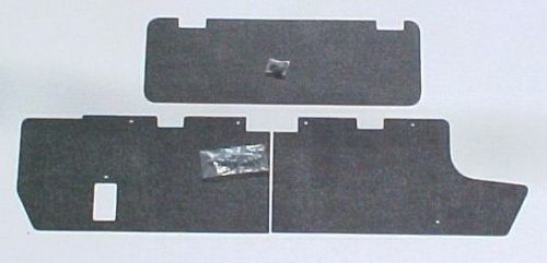 1973 -1979 VW Bus ABS Engine Ceiling panels Westy ...