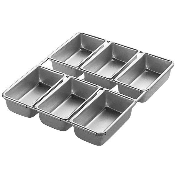 X Stainless Steel Cake Pan