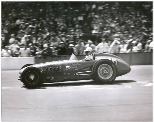 bill vukovich 1952 indy 500 kk500a offy led 150 laps 8 x 10 photo ebay. Black Bedroom Furniture Sets. Home Design Ideas
