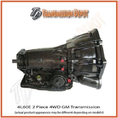 2005 Chevrolet Express 1500 Passenger Transmission: 4L60E Transmission Stock Replacement 4x4 (1998 - 2004)