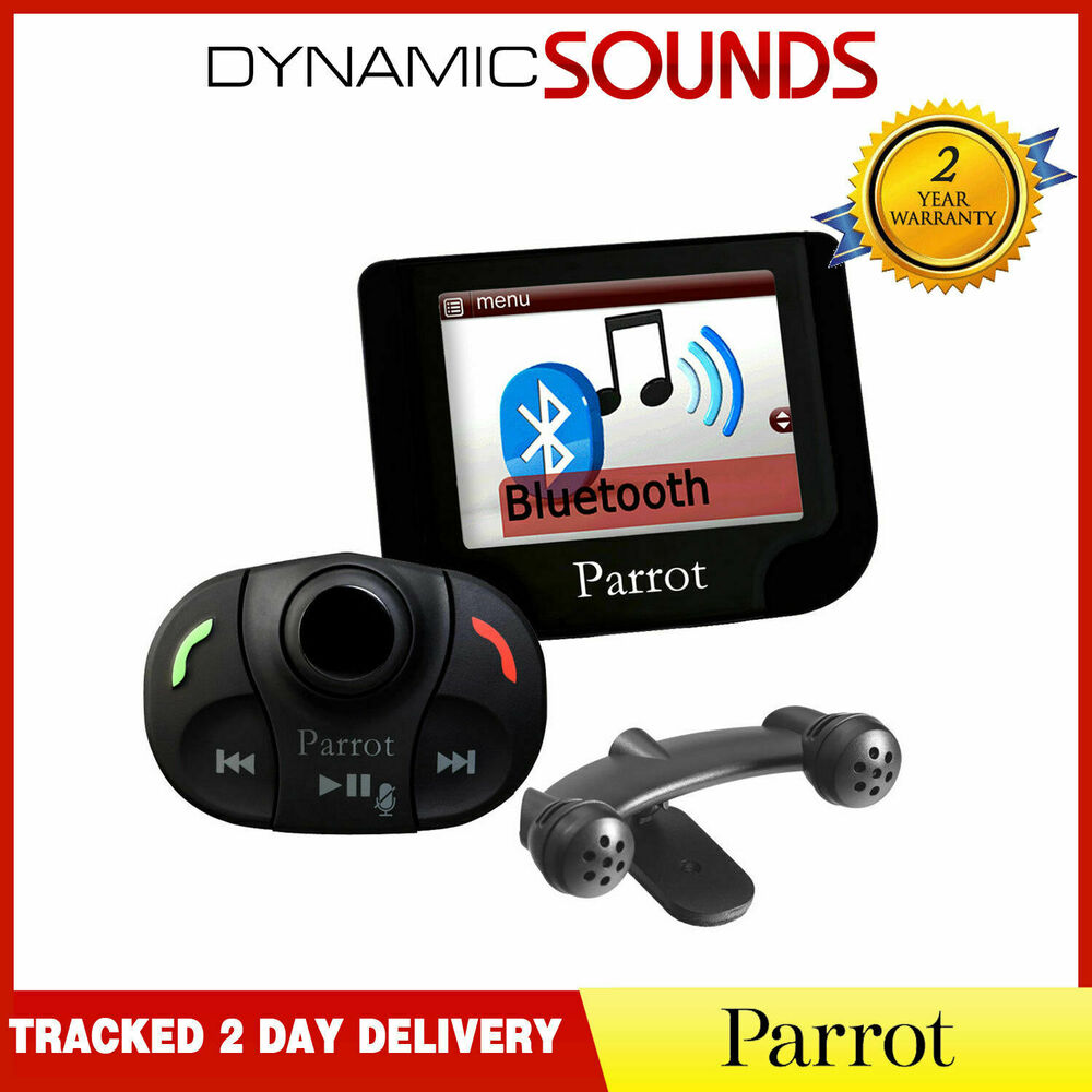 parrot mki9200 bluetooth handsfree car kit iphone ipod ebay. Black Bedroom Furniture Sets. Home Design Ideas
