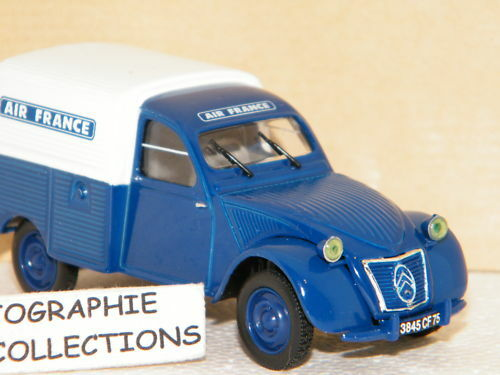 citroen 2cv fourgonnette 1952 air france  43