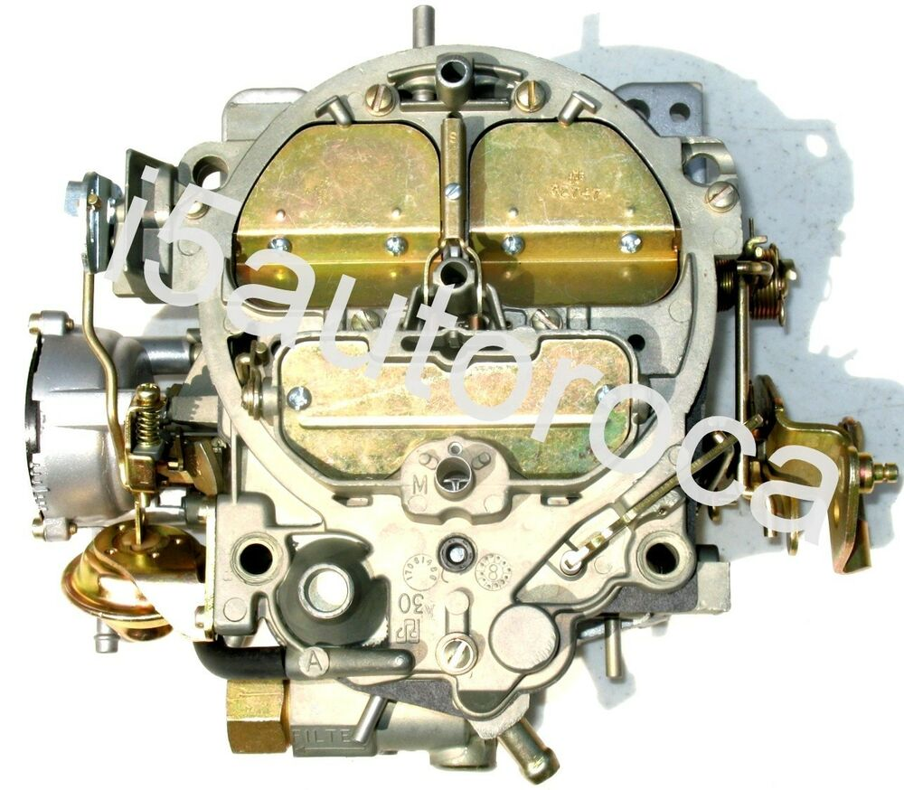 rochester quadrajet carburetor 350 chevrolet climatic ebay. Black Bedroom Furniture Sets. Home Design Ideas
