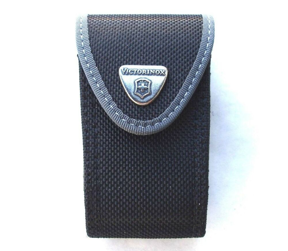 Victorinox Knives Large Nylon Pocket Knife Belt Pouch