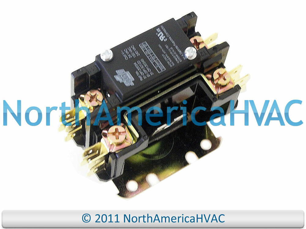 s l1000 york luxaire contactor relay 1pole 30 amp 024 27531 000 ebay  at creativeand.co