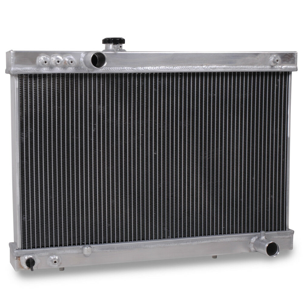 Toyota Celica Gt Gt4 Performance Aluminium Radiator 1994 1999: 50mm ALLOY RACE RADIATOR RAD FOR TOYOTA SUPRA TURBO MK3