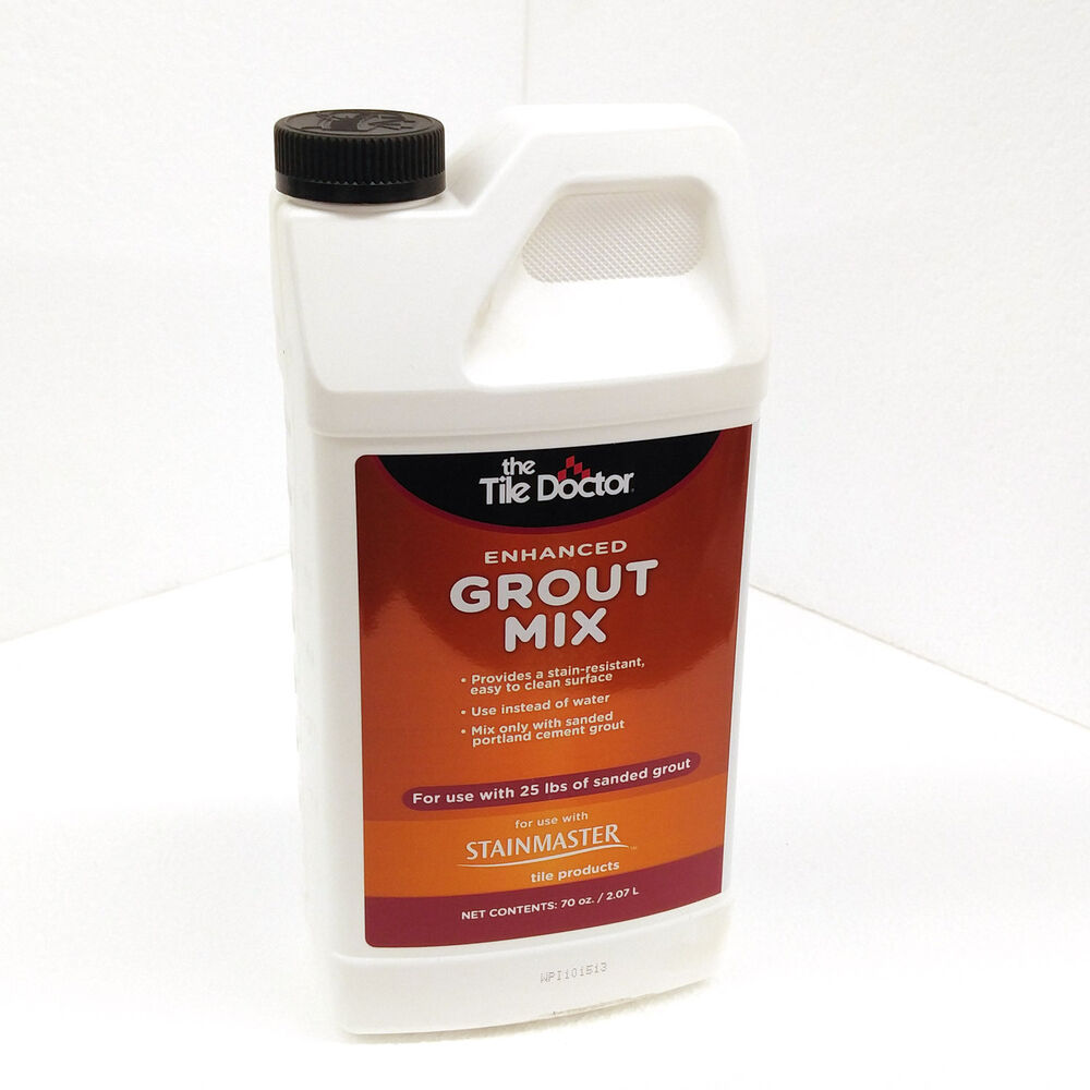 Stainmaster Grout Admix 2 With Shield Technology Grout Sealer Ebay