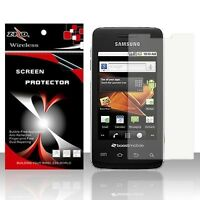 LCD Clear Screen Protector for Samsung Galaxy Prevail