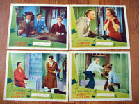 TO PARIS WITH LOVE Alec Guinness lobby cards