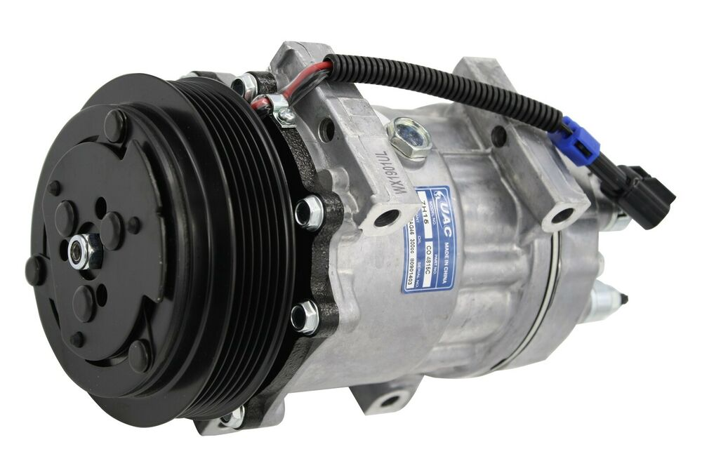 New Sanden Type Ac Compressor Ford 4815 International