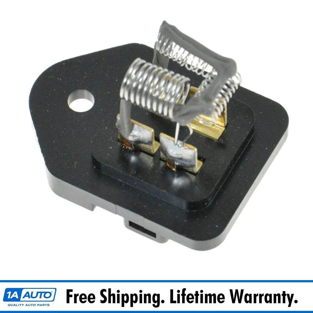 heater ac blower motor resistor for suzuki sidekick x 90