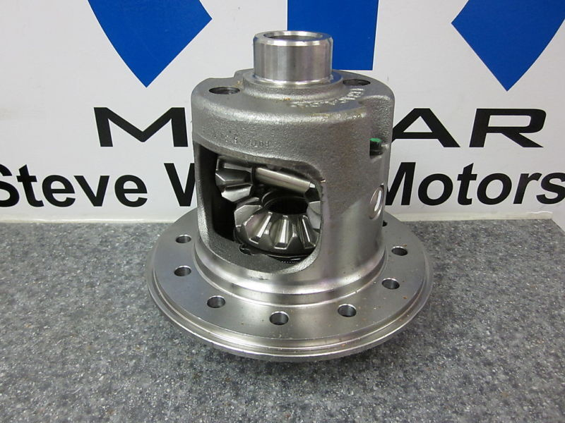 Dodge 9.25 Corporate Limited Slip Differential Axle Oem | eBay