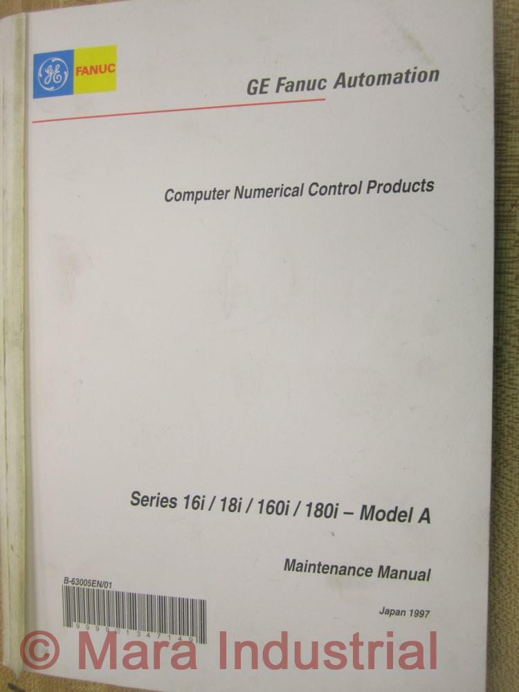 Free fanuc om Manual