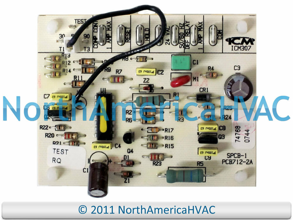 Lennox armstrong ducane heat pump defrost control board for How to defrost windshield without heat