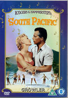 SOUTH PACIFIC - FILM MUSICAL DVD - DANCE MUSIC MOVIE - RODGERS AND HAMMERSTEIN