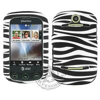 Zebra HARD Case Snap on Phone Cover for AT&T Pantech Pursuit II 2 P6010