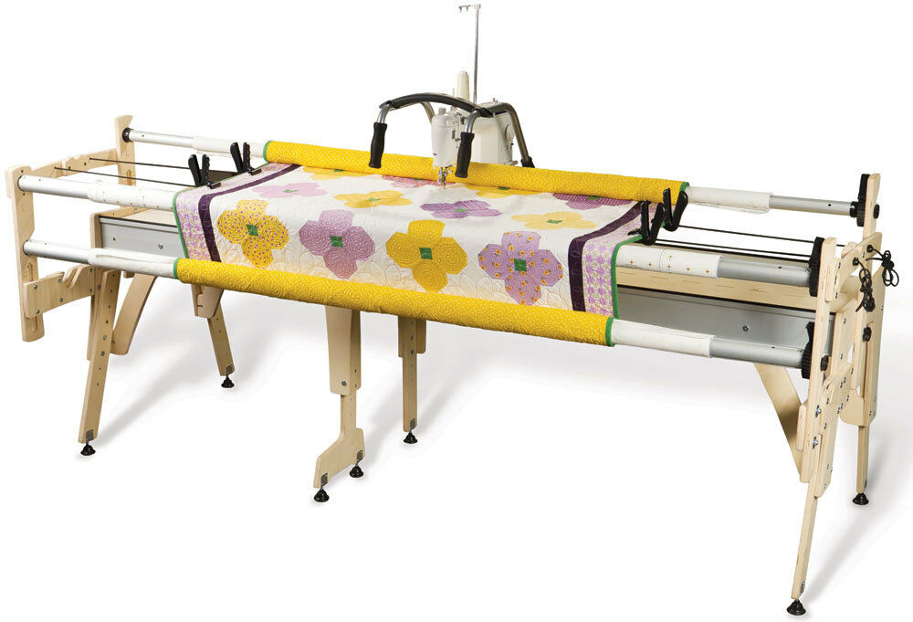 Grace Company Gracie Queen Crib Length Machine Quilting