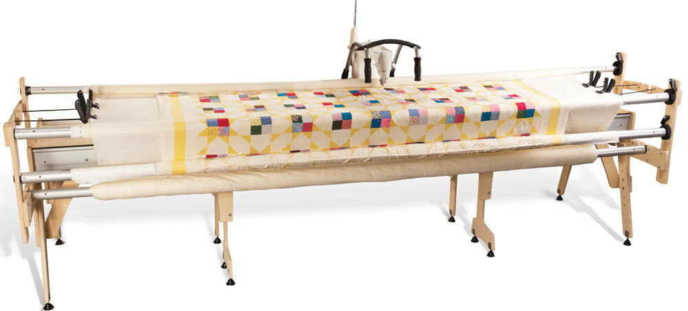 New Grace Company Gracie King Wooden Machine Quilting
