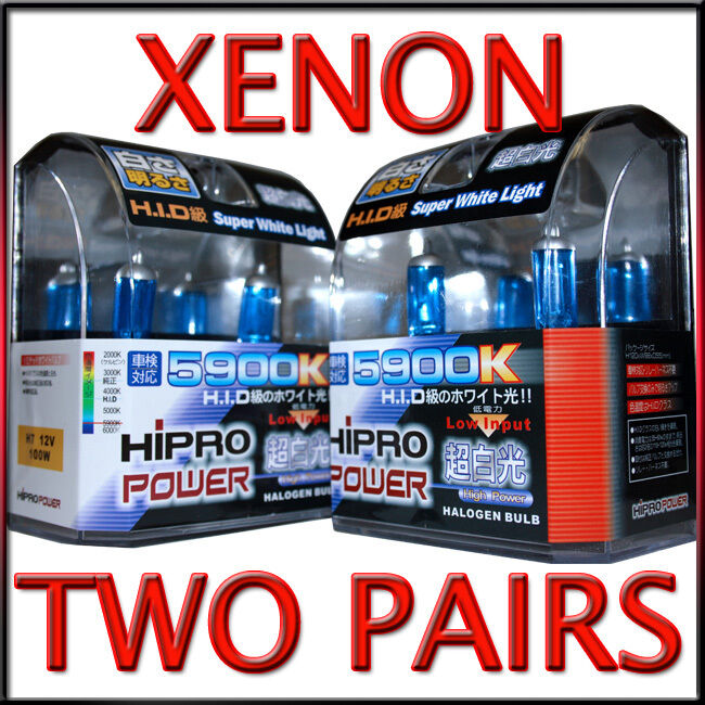 Xenon Hid Halogen Headlight Bulbs 2006 2010 2011 2012 2013