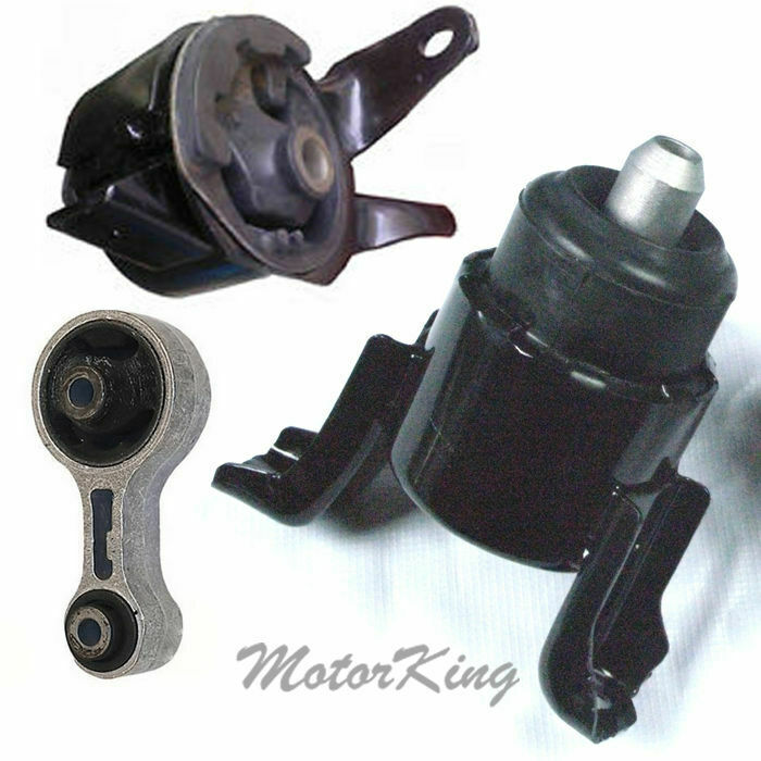 03 08 for mazda 6 2 3l engine motor mount set 3 w for Mazdaspeed 3 jbr motor mounts