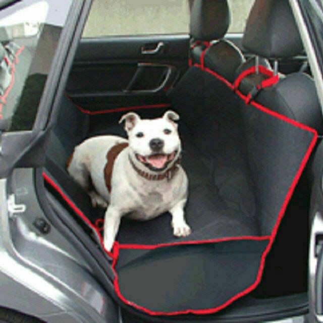 Car Rear Seat Cover Dog Pet Cover Ebay