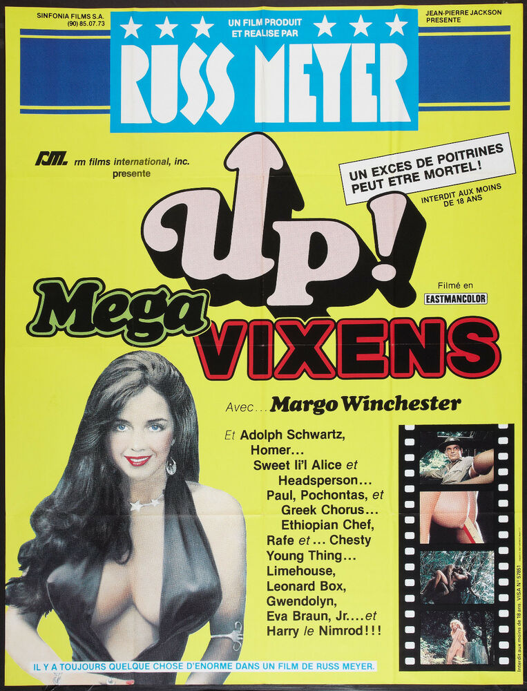 Ultra vixens in the 1970s 1970 - 1 part 9
