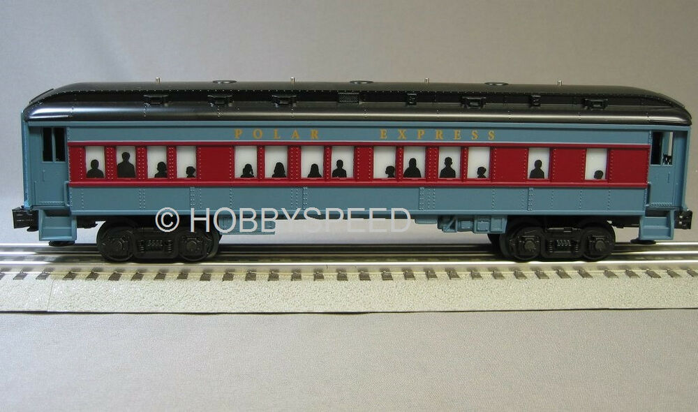 Lionel polar express cars review
