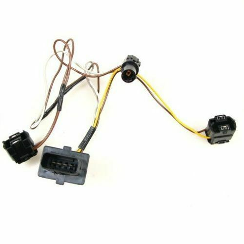 s l1000 99 02 mercedes benz e320 e430 e55 w210 headlight wire harness 1995 Mercedes-Benz E320 at gsmx.co